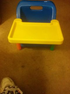 Safety 1st Booster Seat with Tray & Strap