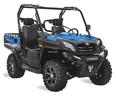 2019 CFMOTO UForce 500 Side x Side Utility Vehicles Monroe, WA
