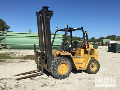 Noble RC60 Rough Terrain Forklift