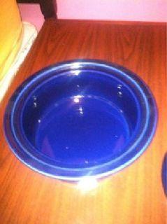Longaburger bowl ot cassarole