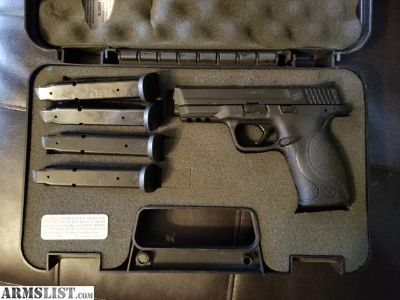 For Sale: Smith & Wesson M&9mmP40