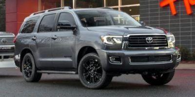 2019 Toyota Sequoia Platinum (MAGNETIC GRAY METALLIC)