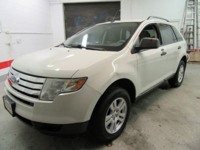 2009 Ford Edge SE (White)