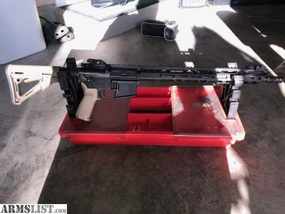 For Trade: MP 15 Tactical for sale