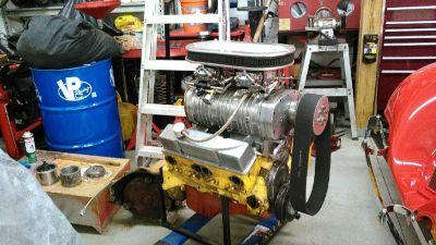 WTT QFT 650 blower carbs for bigger carbs