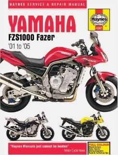 Purchase 2001-2006 Suzuki GSX-R1000 Haynes Repair Manual 3986 Shop Service Garage 70-1100 motorcycle in Loudon, Tennessee, US, for US $36.70