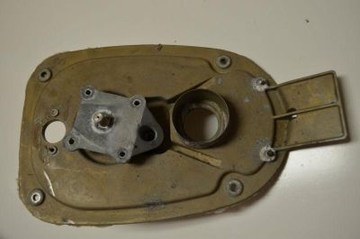 Buy 96 Kawasaki ZXI 900 Steering Stem Mounting Plate motorcycle in Lapeer, Michigan, US, for US $40.00