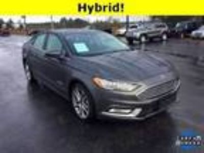 2017 Ford Fusion Hybrid, 31K miles