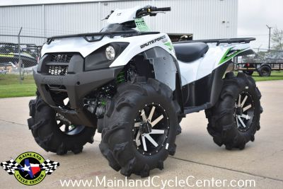 2018 Kawasaki Brute Force 750 4x4i EPS ATV Sport Utility La Marque, TX