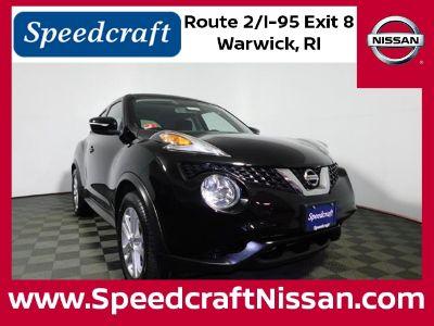 2015 Nissan JUKE S (Super Black)