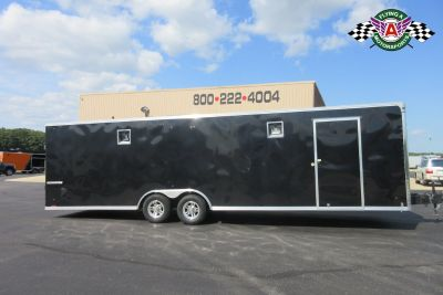 2016 Pace American 28' Cargo Sport Racer's Special