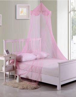Pink Bed Canopy
