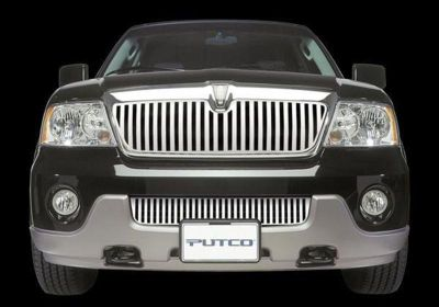 Purchase Putco 64134 Designer FX Grille Insert 04-07 TITAN Stainless Main Grille Only motorcycle in Naples, Florida, US, for US $179.55