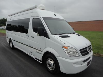 2011 Mercedes-Benz Sprinter Cargo Vans AIRSTREAM INTERSTATE