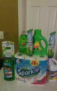 #3 Cleaning Bundle-$18.00