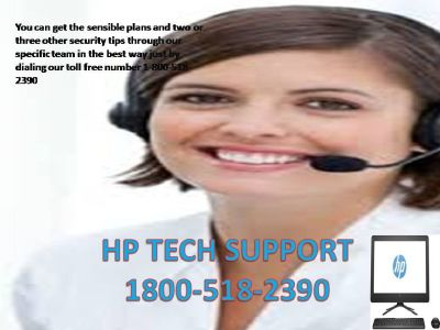 Is HP technical support 1-800-518-2390 Free Of Cost?