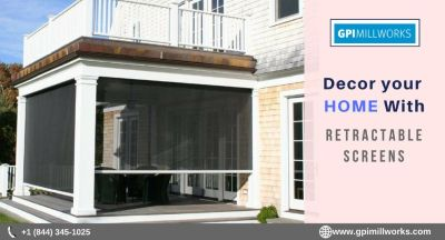 Different Uses of Retractable Screens GpiMillworks
