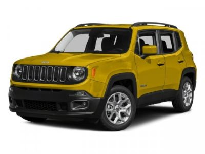 2015 Jeep Renegade Latitude (Sierra Blue)