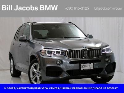 2018 BMW X5 xDrive50i (Space Gray Metallic)