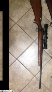 For Sale/Trade: Remington 243 model 700 with leopold vari xII