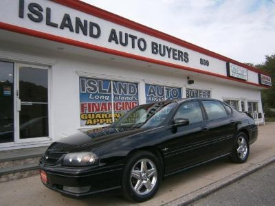 2004 Chevrolet Impala SS Supercharged (Black)