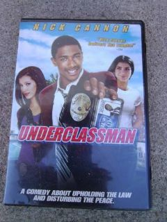 nick cannon dvd movie (san angelo)