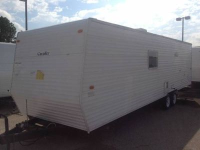 USED TRAVEL TRAILERS