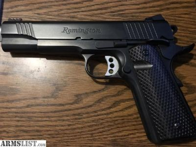 For Sale: 1911 Remington R1 Enhanced