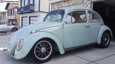 1965 VW Bug Sunroof
