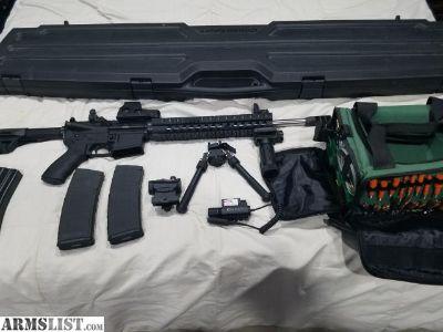 For Sale: spikes tactical ar-15