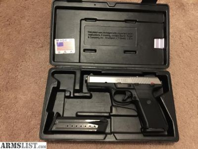 For Sale: Ruger sr9