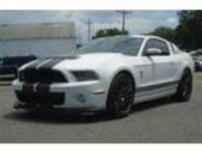 Used 2014 Ford Mustang Shelby GT500 Coupe