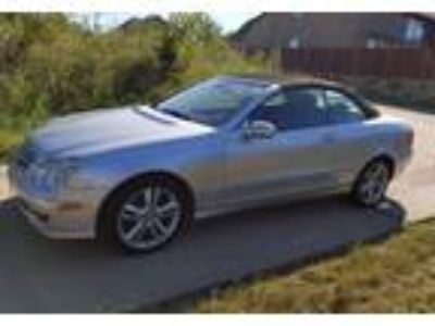 2008 Mercedes-Benz CLK Convertible in Sunnyvale, TX