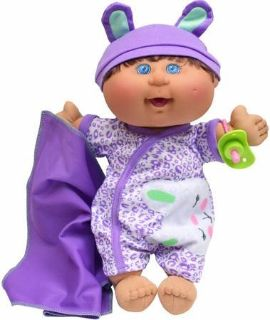 New! Cabbage Patch Kids Babies Ariel Camile Naptime Baby Doll