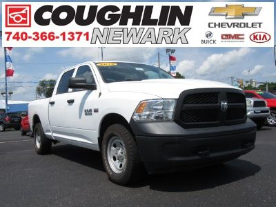2015 RAM RSX Tradesman (Bright White Clearcoat)