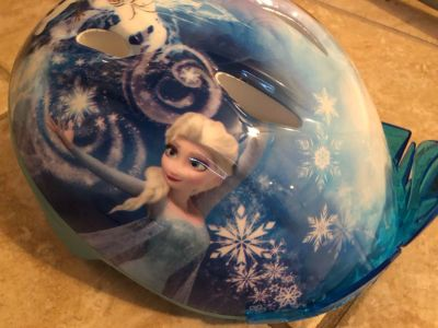 Frozen Toddler Helmet