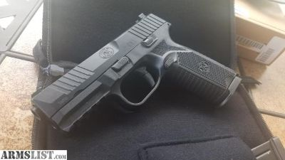 For Sale/Trade: FN 509 with Trijicon HD XR night sights,