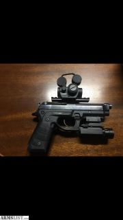 For Sale: Beretta 92 custom