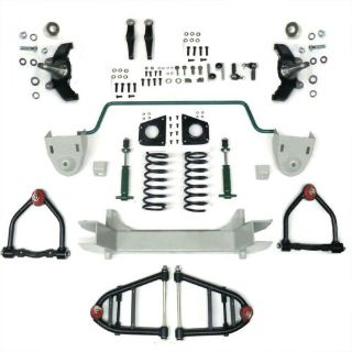Purchase Mustang II 2 IFS Front End kit for 59 -67 El Camino Stage 2 Standard Spindle motorcycle in Portland, Oregon, United States, for US $720.50