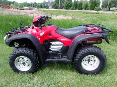 2006 Honda FourTrax Foreman Rubicon ATV Utility Mukwonago, WI