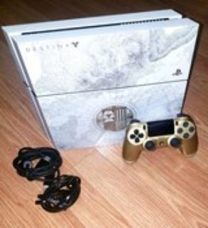 PS4 1TB DESTINY LIMITED EDITION LIKE NEW