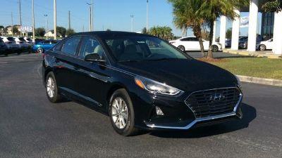 2019 Hyundai Sonata SE (black)