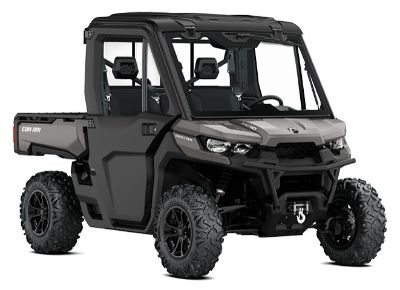 2018 Can-Am Defender XT CAB HD10 Side x Side Utility Vehicles Honeyville, UT