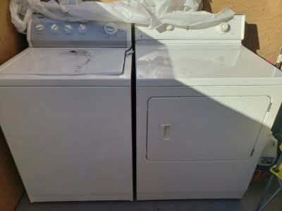 Washer n Dryer