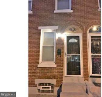 2343 E Sergeant St Philadelphia, Remodeled TownHome in