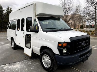 2012 Ford E350 Extended Wheelchair Van (A4908)