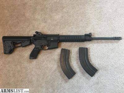 For Trade: YHM AR15 7.62x39
