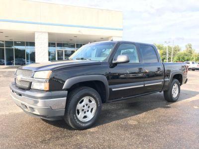 2005 Chevrolet Silverado 1500 LS (Black)