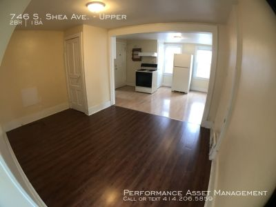 Comfortable 2bd Upper on the South Side