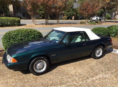 1990 Ford Mustang LX Limited